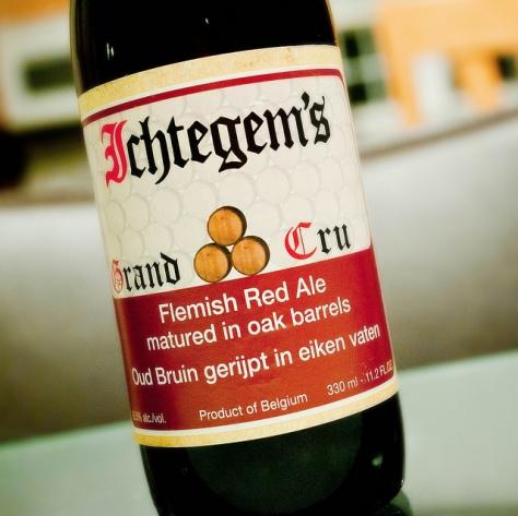 Обзор пива. Strubbe Ichtegem's Grand Cru.