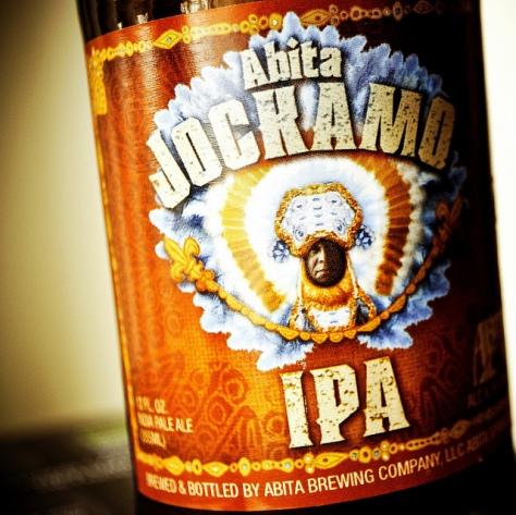 Обзор пива. Abita Jockamo.