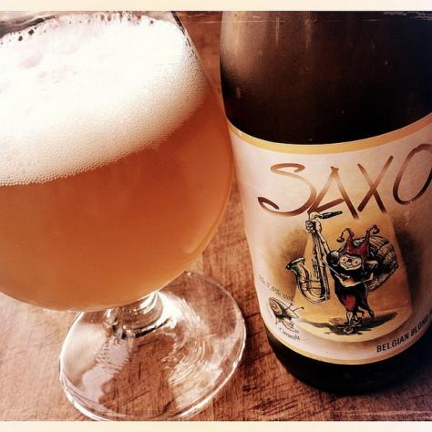 Обзор пива. Caracole Saxo.