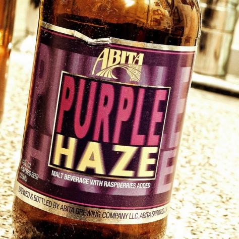 Обзор пива. Abita Purple Haze.