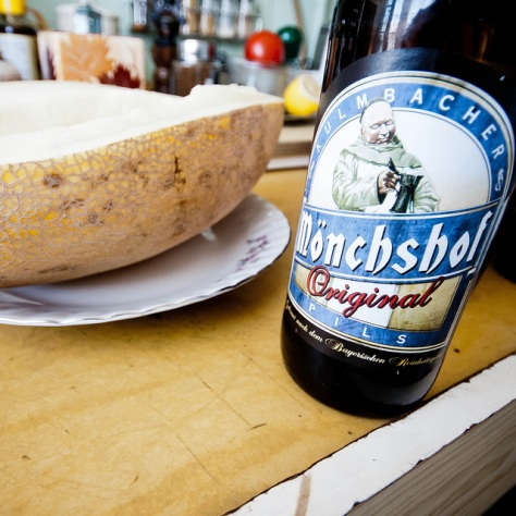 Обзор пива. Kulmbacher  Mönchshof Original.