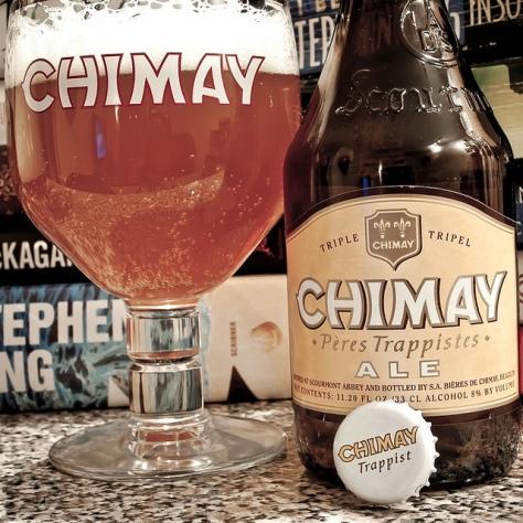 Траппистское пиво. Trappist beer. Chimay.