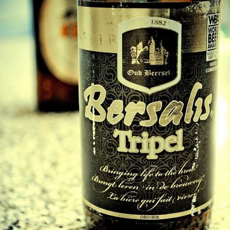 Обзор пива. Oud Beersel Bersalis.
