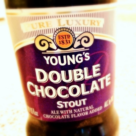 Обзор пива. Wells & Young's Double Chocolate Stout.