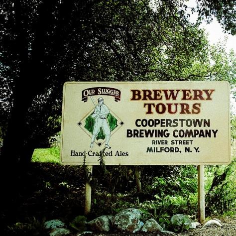 Крафтовая пивоварня. Cooperstown Brewing Company.