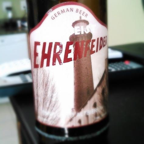 Обзор пива. Braustelle Freigeist Ehrenfelder.