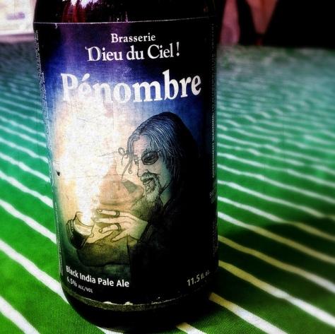 Крафтовая пивоварня. Dieu Du Ciel Penombre. Обзор пива.