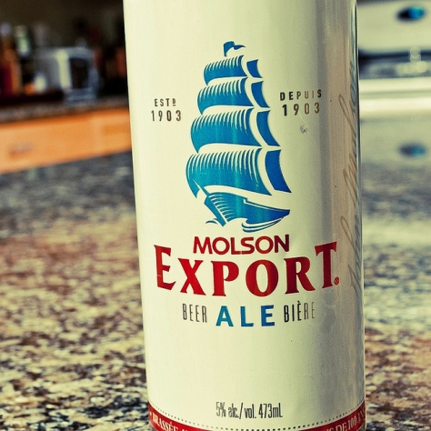 Обзор пива. Molson Coors Export Ale.