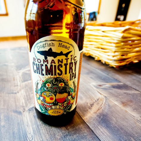 Обзор пива. Dogfish Head Romantic Chemistry.