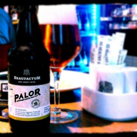 Обзор пива. BraufactuM Palor.