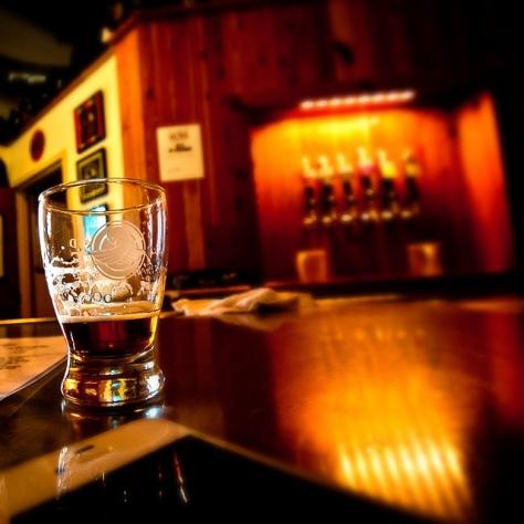Крафтовая пивоварня. Naked Dove Brewery.
