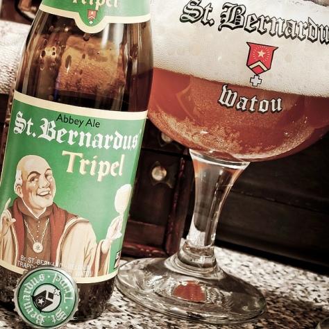 Обзор пива. St. Bernardus Tripel.