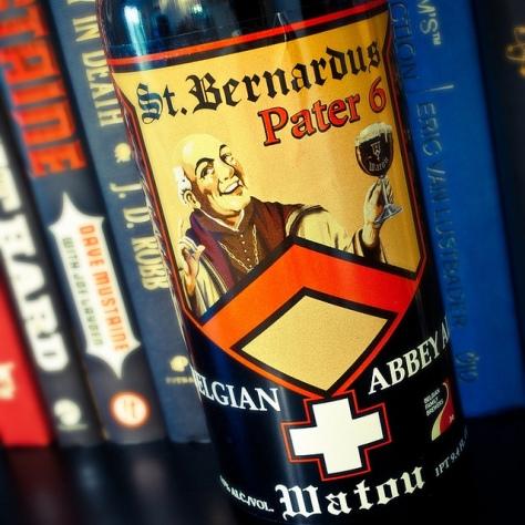 Обзор пива. St. Bernardus Pater 6.