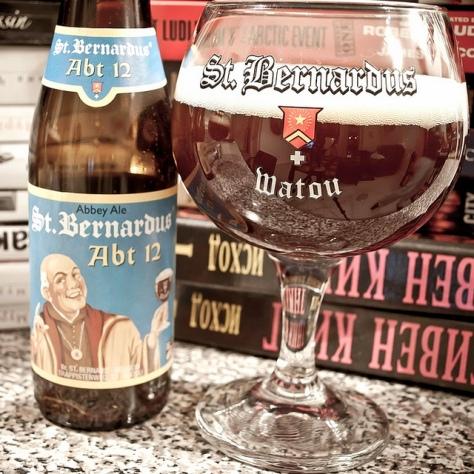 Обзор пива. St. Bernardus Abt 12.