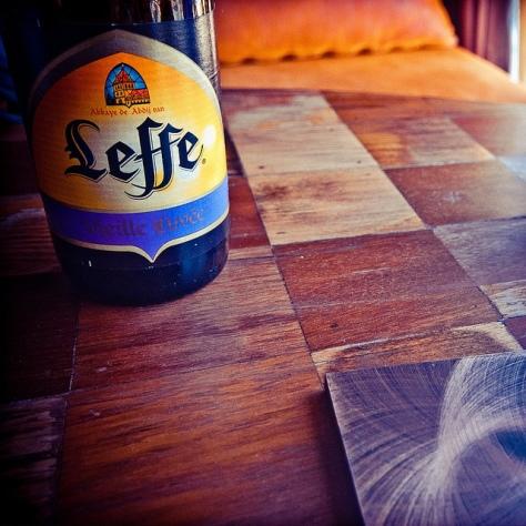 Обзор пива. Leffe Vieille Cuvée.