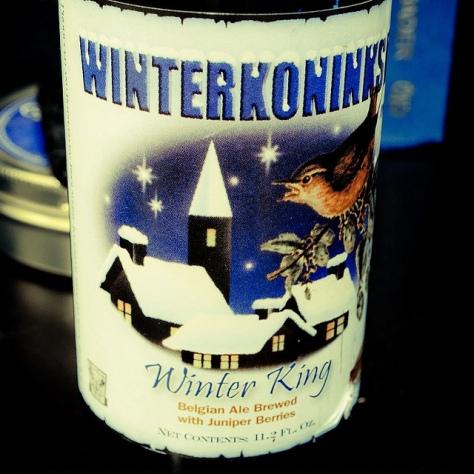 Обзор пива. Kerkom Bink Winterkoninkske.