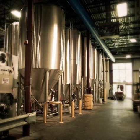 Крафтовая пивоварня. Allagash Brewery.