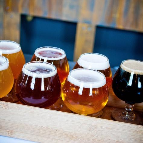 Крафтовая пивоварня. Slumbrew Brewery.