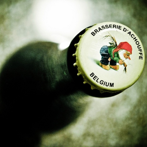 Обзор пива. D'Achouffe La Chouffe.