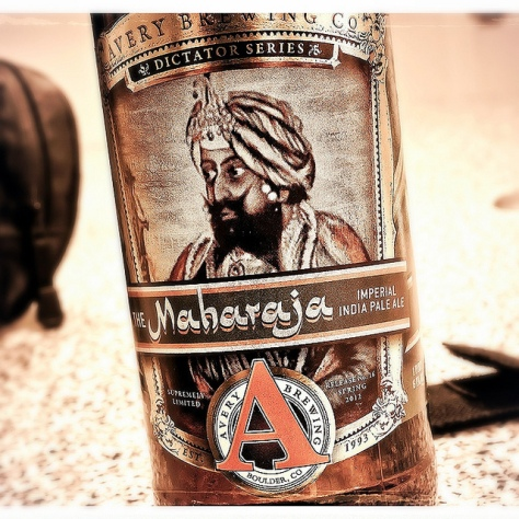 Обзор пива. Avery Maharaja.