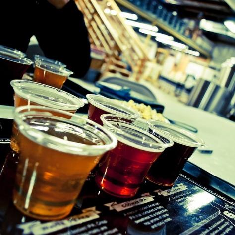 Крафтовая пивоварня. 603 Brewery.