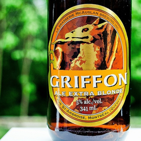 Блонд эль. Blonde Ale. McAuslan Griffon. Обзор пива.