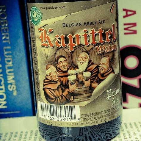 Обзор пива. Kapittel Abt Prior.