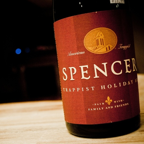 Обзор пива. Spencer Trappist Holiday Ale.