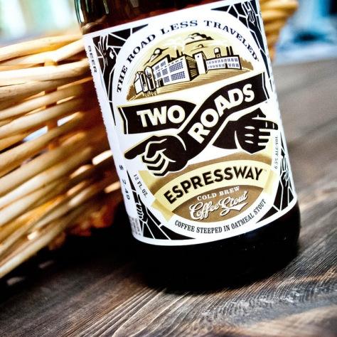 Обзор пива. Two Roads Espressway.