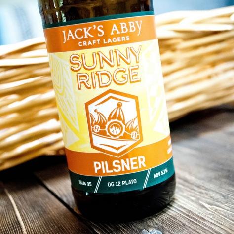 Обзор пива. Jack's Abby Sunny Ridge.