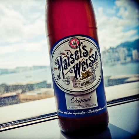 Обзор пива. Gebrüder Maisel's Weisse Original.