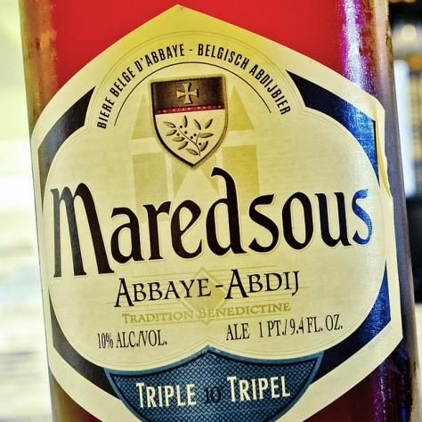 Обзор пива. Duvel Maredsous 10 Tripel.