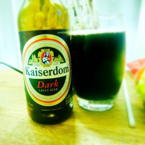Обзор пива. Kaiserdom Dark.
