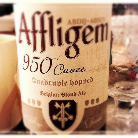 Обзор пива. Affligem 950 Cuvee.
