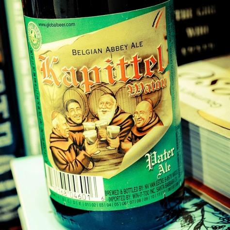 Обзор пива. Kapittel Pater.