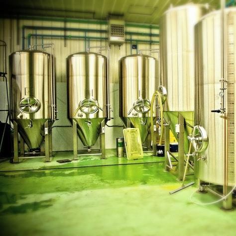 Крафтовая пивоварня. Henniker Brewery.