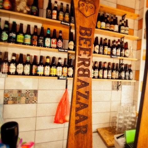 Крафтовая пивоварня. Beer Bazaar Brewery.