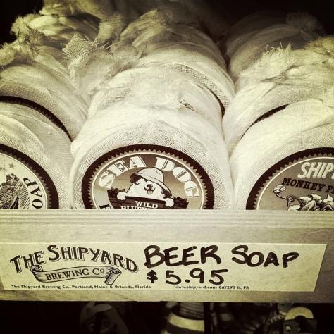 Крафтовая пивоварня. Shipyard Brewery.