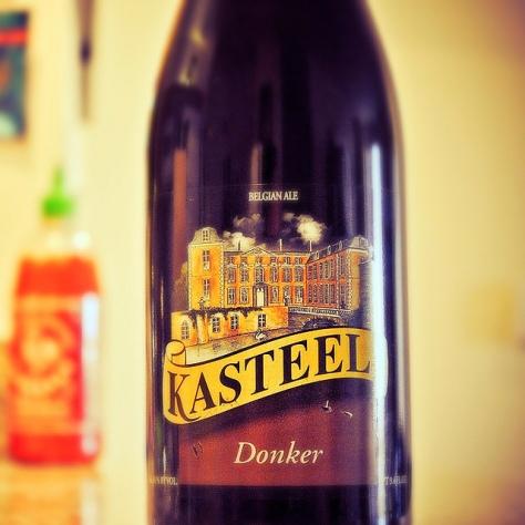 Обзор пива. Kasteel Donker.