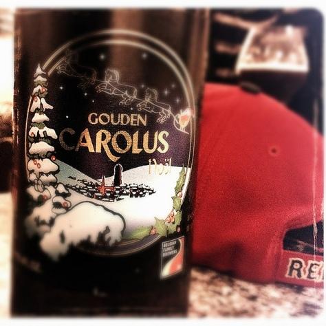 Обзор пива. Gouden Carolus Noël.