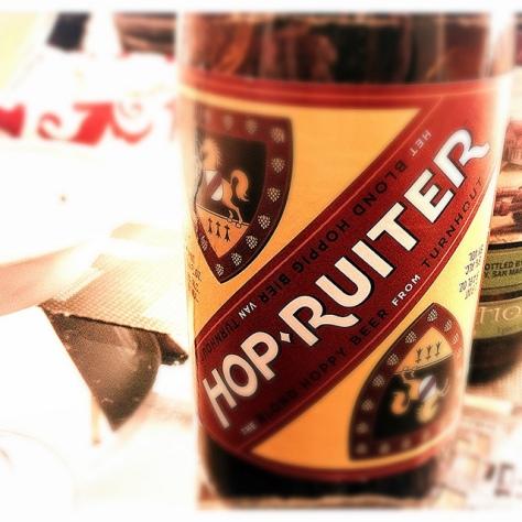 Обзор пива. Hop Ruiter.
