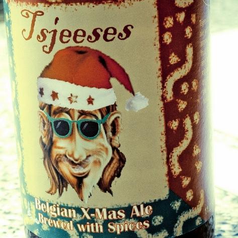 Обзор пива. De Struise Tsjeeses.
