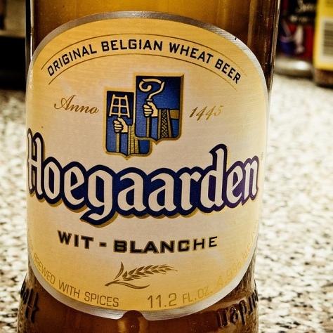 Обзор пива. Hoegaarden.