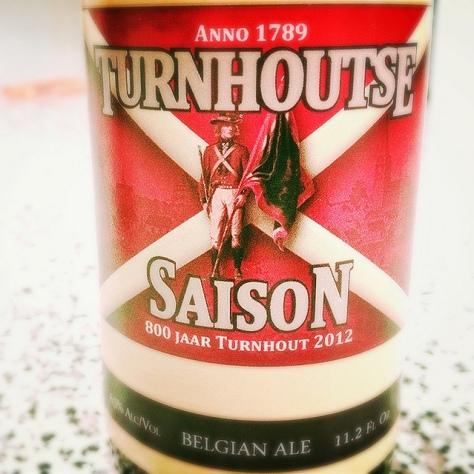 Обзор пива. Het Nest Turnhoutse.