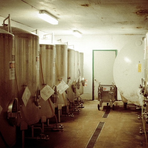 Крафтовая пивоварня. Butternuts Brewery.