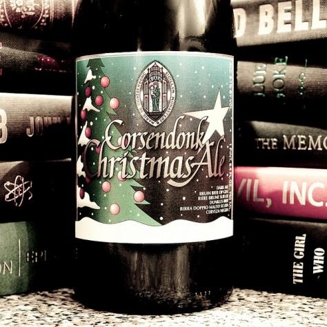 Обзор пива. Corsendonk Christmas Ale.