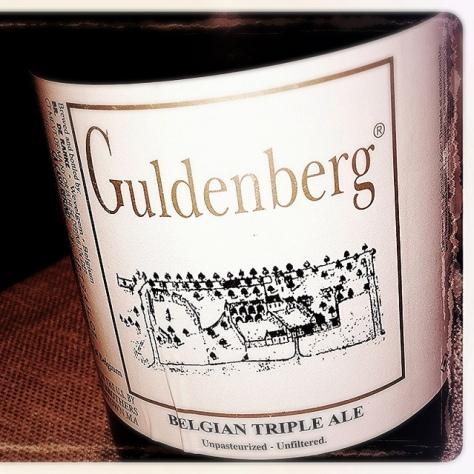 Обзор пива. De Ranke Guldenberg.