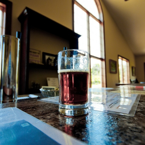 Крафтовая пивоварня. White Springs Brewery.