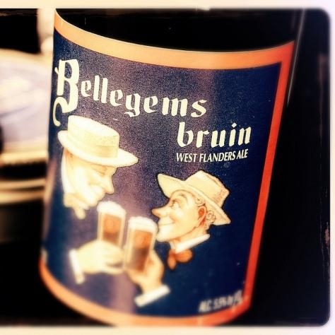 Обзор пива. Bockor Bellegems Bruin.