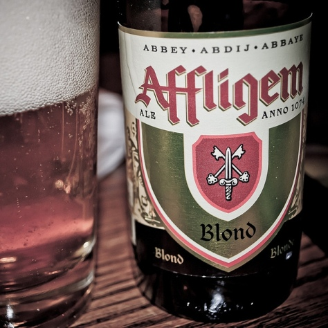 Блонд эль. Blonde Ale. Affligem Blond. Обзор пива.